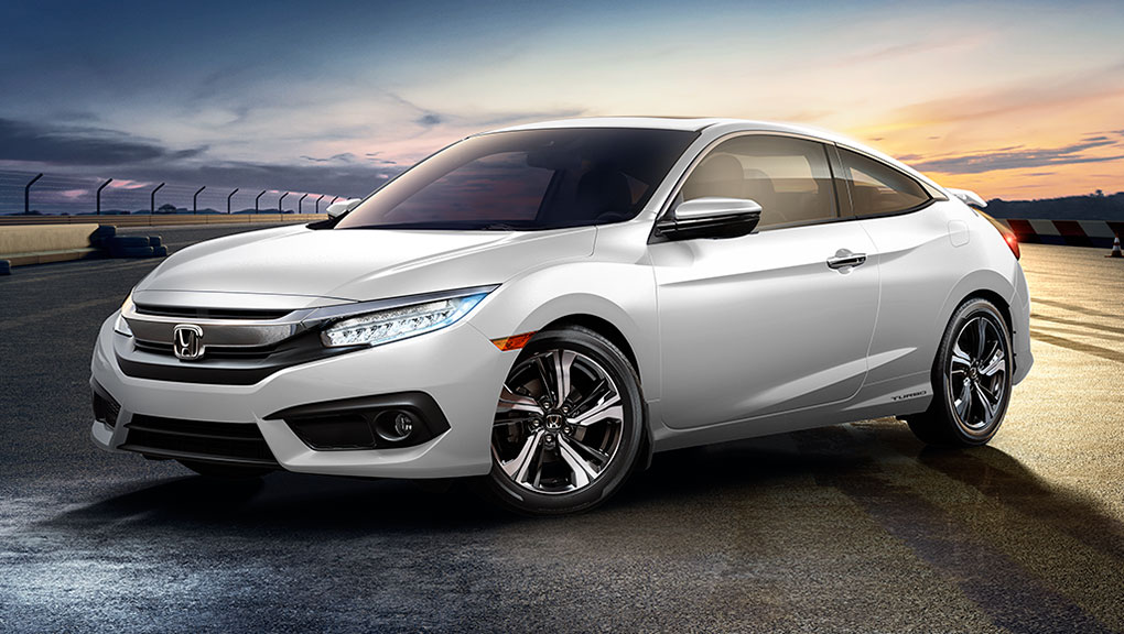 Honda Canada Announces Recall On Some 2016 Civic Coupes