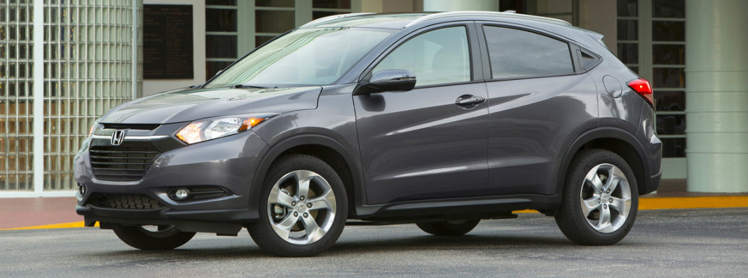 2017 Honda Hr V Changes And Upgrades O