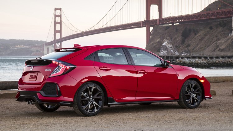 What People Are Saying About The 2017 Honda Civic Hatchback Henley Honda