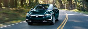 Honda Clarity Arrives in Canada