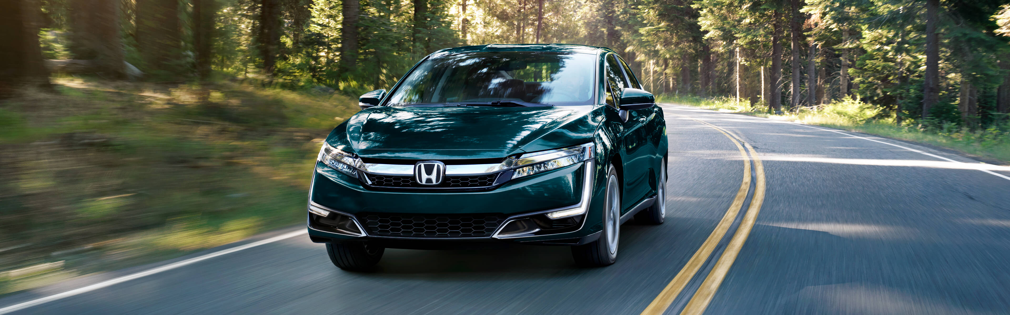 Honda Clarity Arrives in Canada