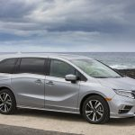 2018 Honda Odyssey features