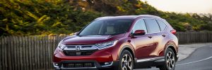 honda cr-v 2018 SUV of the year