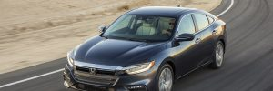the 2019 honda insight hybrid sedan