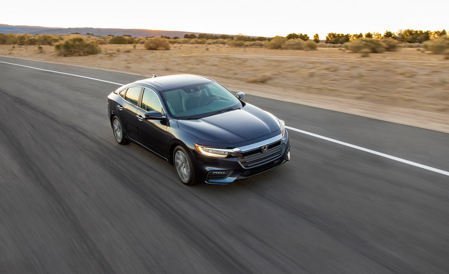 top 5 facts about the honda insight