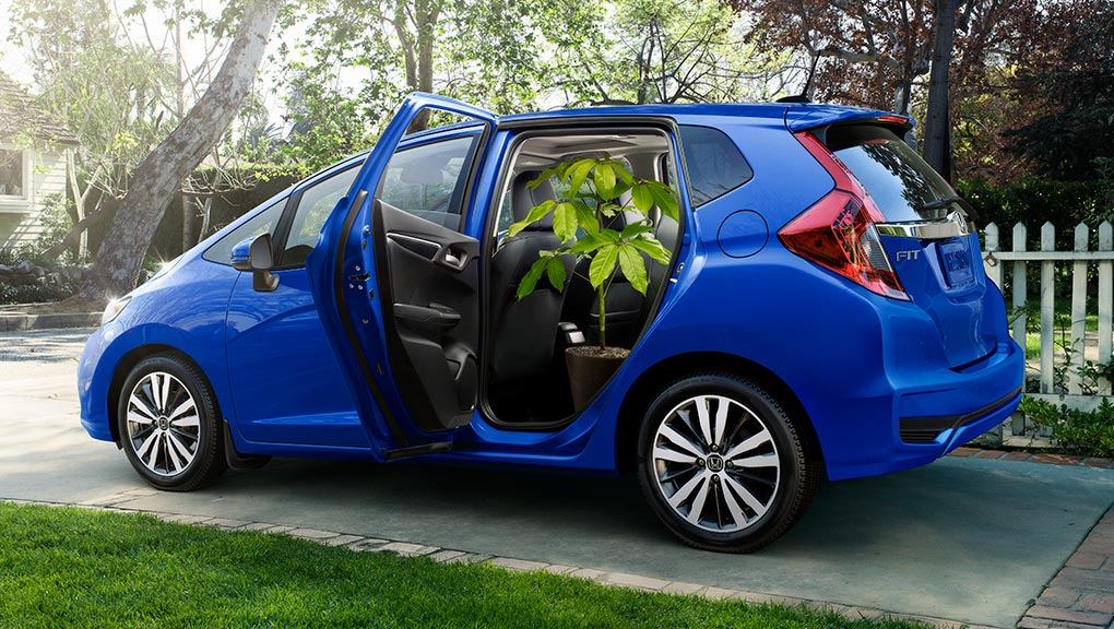 2018 Honda Fit Tall Mode