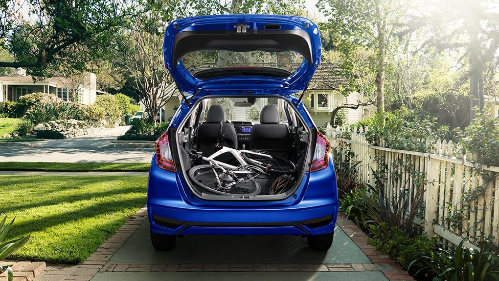 2018 Honda Fit Utility Mode