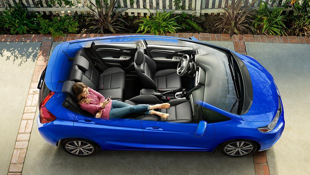 2018 Honda Fit Refresh Mode