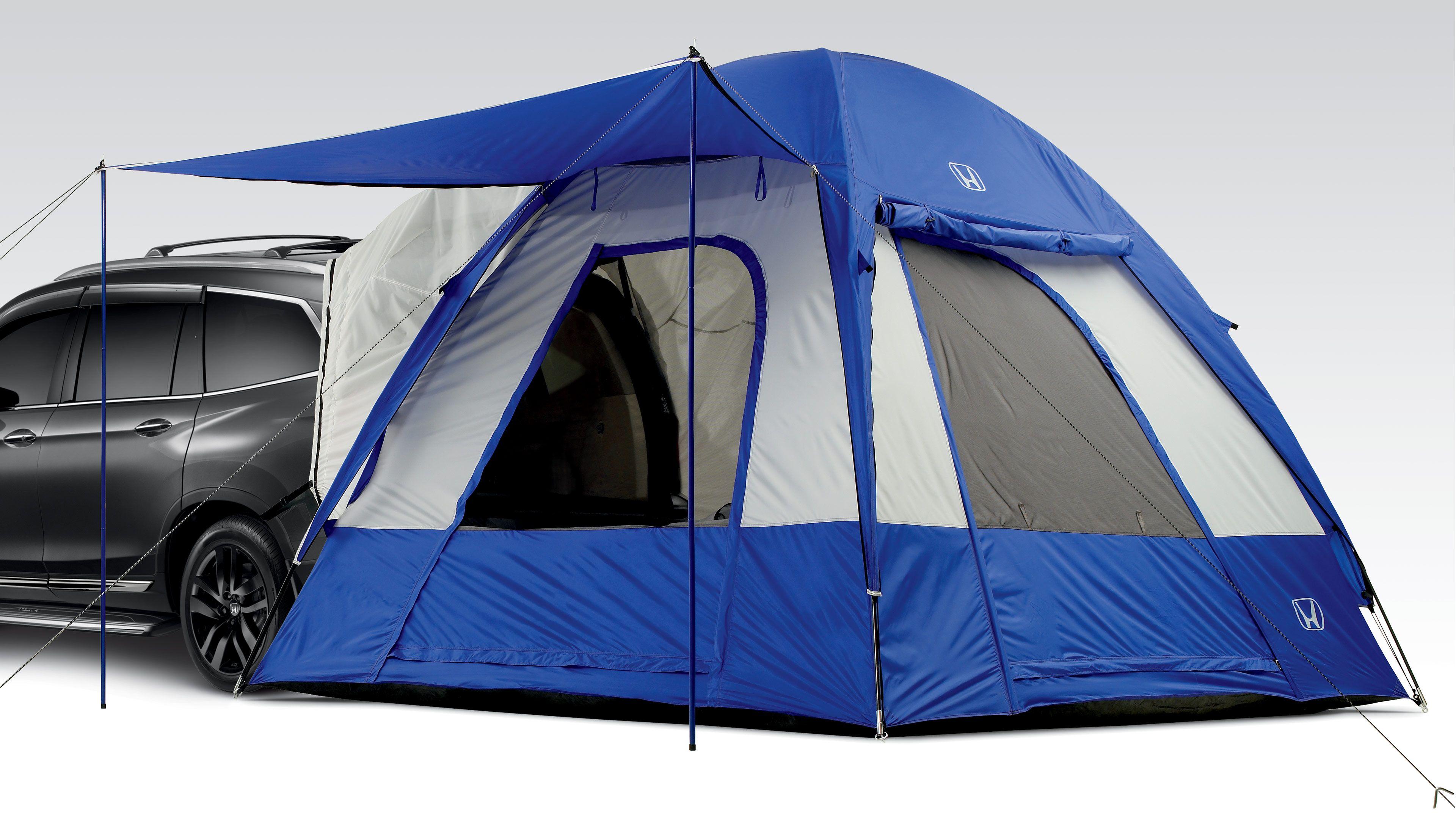 Honda Accessories Tent Attachment